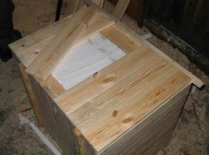 Bee hive construction - start bee keeping (3)