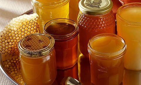 Different types of honey - honey variety (3)