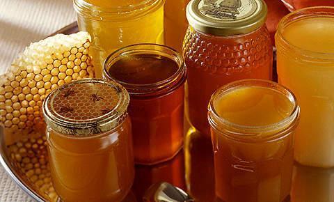 Different types of honey - honey variety (3)