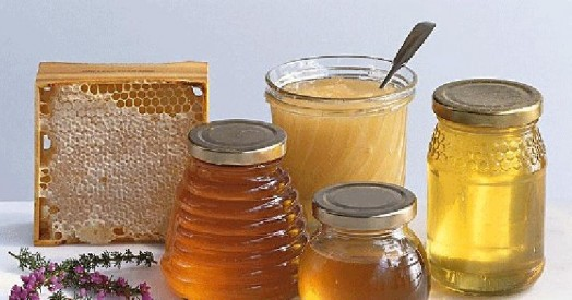Different types of honey - honey variety (5)