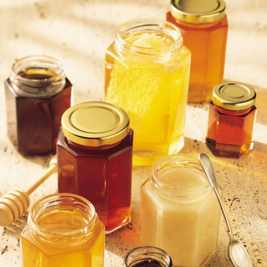 Different types of honey - honey variety (2)