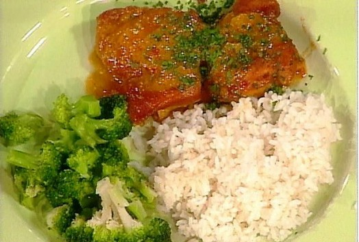 Amazing chicken recipes - honey dijon chicken