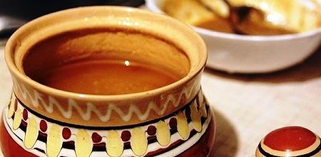 Easy recipes with honey - lime honey dressing (3)