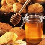 Honey as a sweetener
