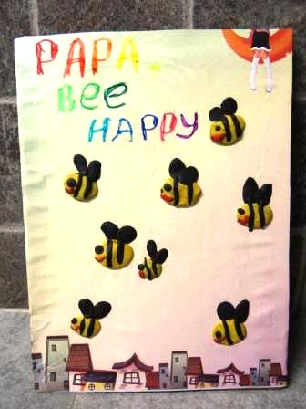 Bee arts and crafts - bee crafts for preschool (1)