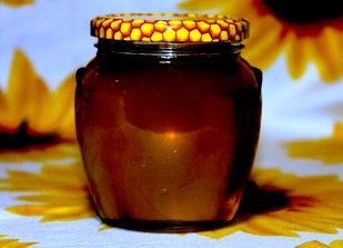 Blackberry honey - local raw honey (4)