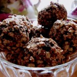 Honey truffle - recipe