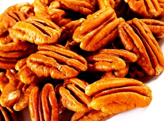 Honey roasted pecans - roasted pecans recipes (1)