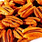 Honey roasted pecans - recipes