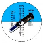 Refractometer honey