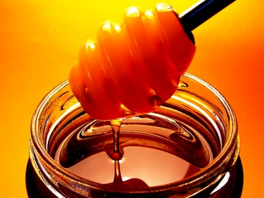 Remedy for sore throat honey (4)