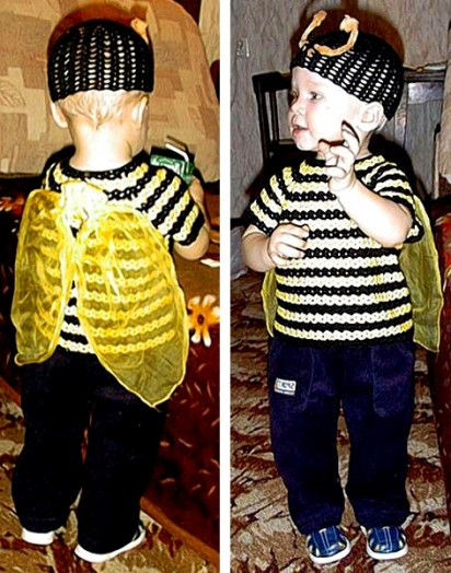 Queen bee costume - bee costume ideas (2)