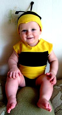 Queen bee costume - bee costume ideas (3)