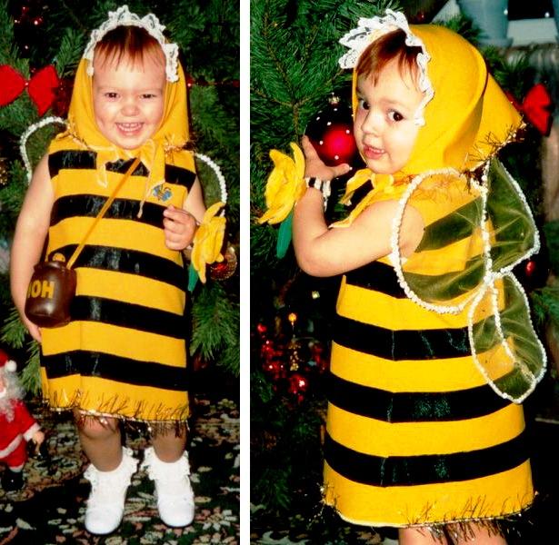 bee costume ideas3