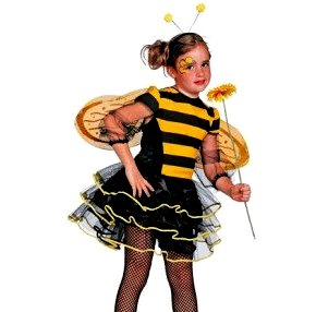 Queen bee costume - bee costume ideas (6)