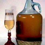 Mead honey wine - vinegar drink