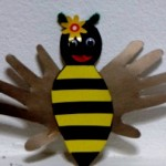 Honey bee crafts - ideas