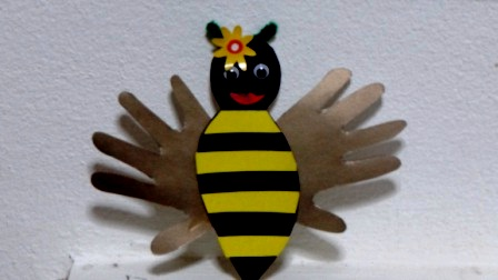 Honey bee crafts - bee crafts ideas (1)