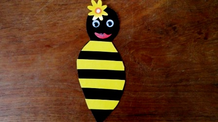 Honey bee crafts - bee crafts ideas (3)