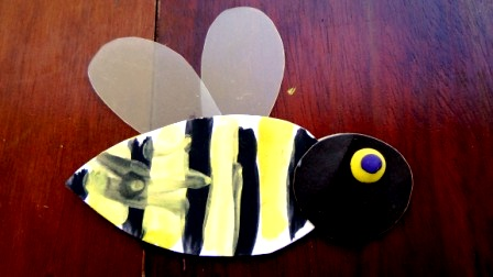 Honey bee crafts - bee crafts ideas (10)