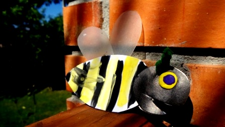 Honey bee crafts - bee crafts ideas (11)
