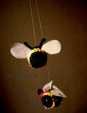 Yarn bee - DIY (2)