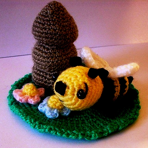 Yarn bee - DIY (14)