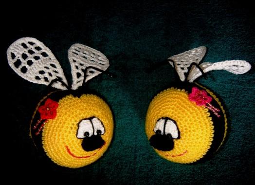 Yarn bee - DIY (20)