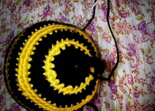 Yarn bee - DIY (22)