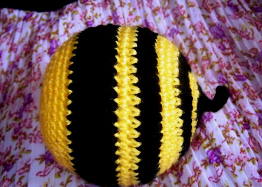 Yarn bee - DIY (24)
