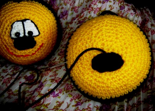 Yarn bee - DIY (25)