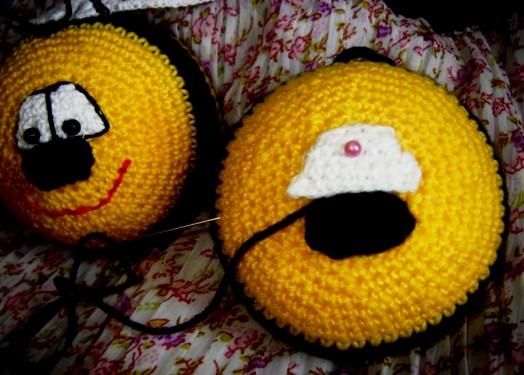 Yarn bee - DIY (26)