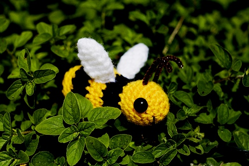 Yarn bee - DIY (40)