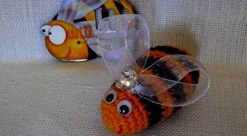 Yarn bee - DIY (42)