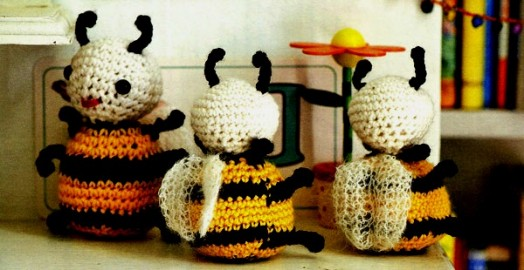 Yarn bee - DIY (47)