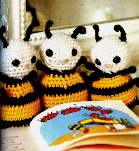 Yarn bee - DIY (48)