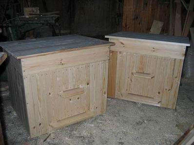 Bee hive construction - start bee keeping (8)