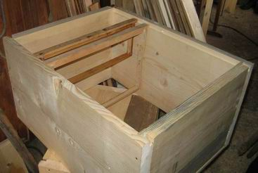 Bee hive construction - start bee keeping (5)