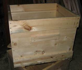Bee hive construction - start bee keeping (4)