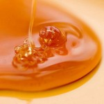 Antibacterial honey