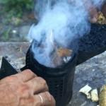 Bee smoker - honey equipment