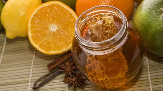 Honey drink recipes - orange blossom honey