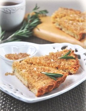 Rosemary honey - cooking rosemary (21)