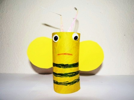 toilet paper roll craft ideas beekeeping 7257